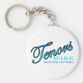 Tenors MAKE BETTER LOVERS Keychain