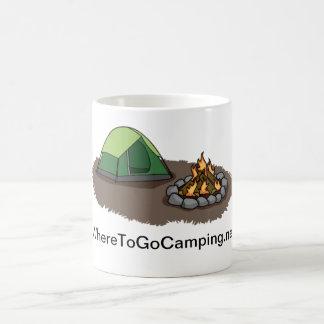 Tent/Fire Mug