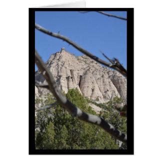 Tent Rocks Series #1 Card