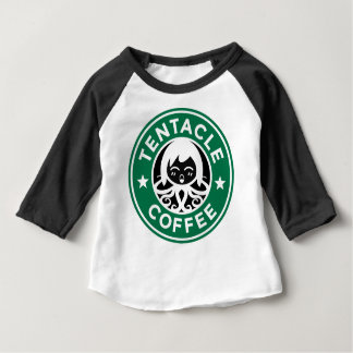Tentacle Coffee Baby T-Shirt