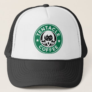 Tentacle Coffee Trucker Hat