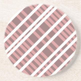 Tentacle Stripes Coaster