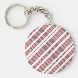 Tentacle Stripes Keychain