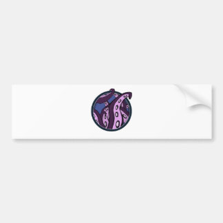 Tentacles Bumper Sticker