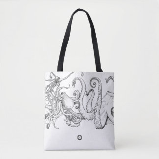 Tentalce - Octopus - Kraken Bag