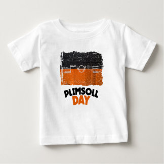 Tenth February - Plimsoll Day - Appreciation Day Baby T-Shirt