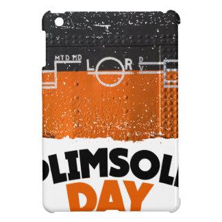 Tenth February - Plimsoll Day - Appreciation Day iPad Mini Cover