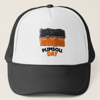 Tenth February - Plimsoll Day - Appreciation Day Trucker Hat