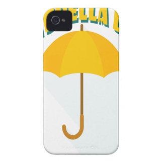 Tenth February - Umbrella Day - Appreciation Day iPhone 4 Case
