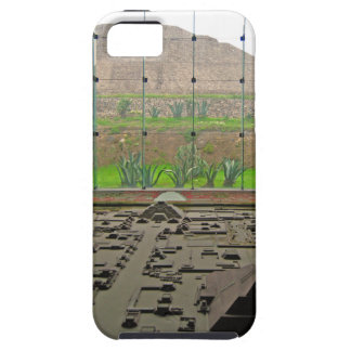 Teotihuacan - Sun Pyramid and Museum iPhone 5 Cases