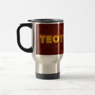 TEOTWAWKI Funny Survival 15 Oz Stainless Steel Travel Mug