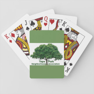 Tepe Park Playing Cards