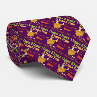 Tequila 60th Birthday Party Collection Tie