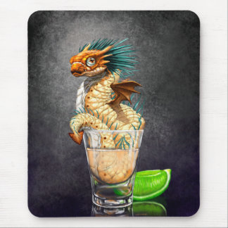 Tequila Dragon mousepad
