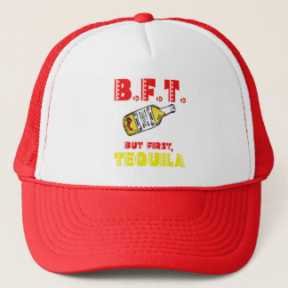 Tequila For All My Amigos. It's Cinco de Mayo! Trucker Hat