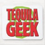Tequila Geek Mousepads