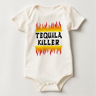 tequila killer baby bodysuit