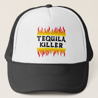 tequila killer trucker hat