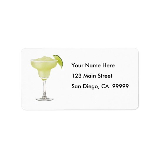 Tequila Lime Slushie