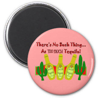 Tequila Lovers T-Shirts & Gifts Magnet