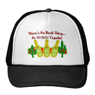Tequila Lovers T-Shirts & Gifts Trucker Hat