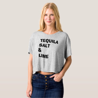 Tequila Salt & Lime T-shirt