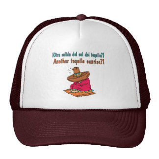 Tequila Sunrise Cinco de Mayo T-shirts and Gifts Trucker Hat