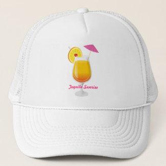 Tequila Sunrise Trucker Hat