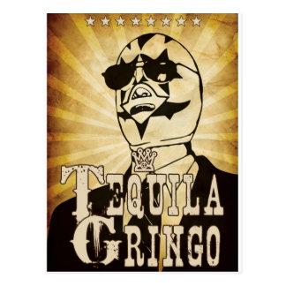 TequilaGringo Postcard