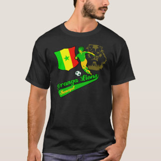 Teranga Lions of Senegal T-Shirt