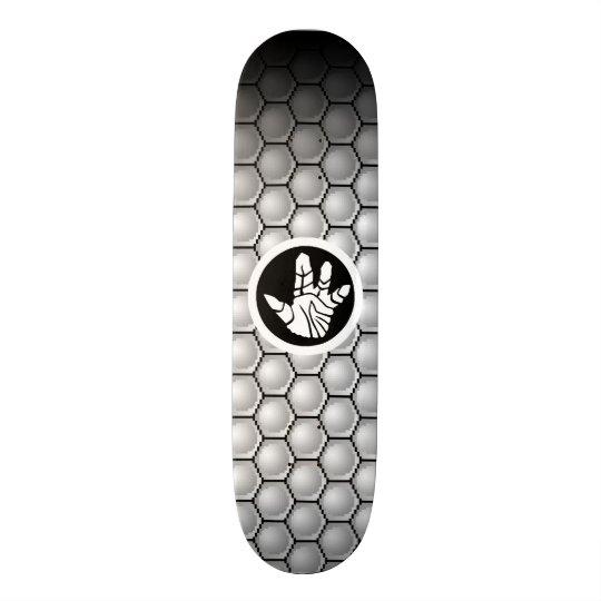 Teratomic Deck Custom Skate Board