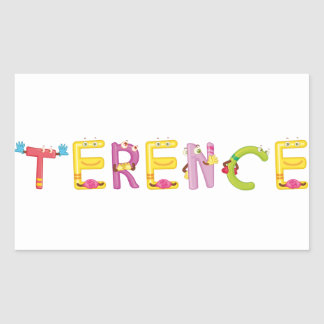 Terence Sticker