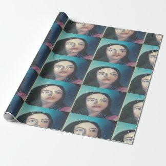Teresa De Mexico Wrapping Paper