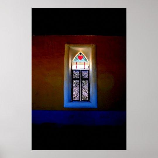 Terlingua Church Poster