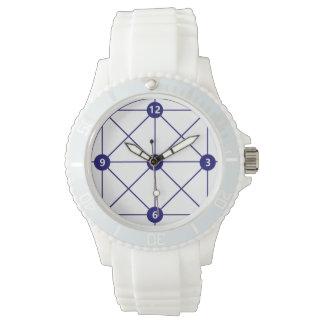 Terminal Blue Watch