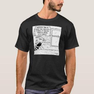 Termite Reads Ingredient List T-Shirt