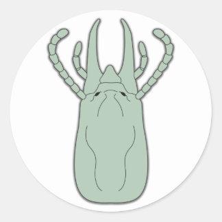 Termite Sticker Rond