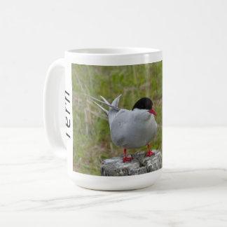 Tern bird cup