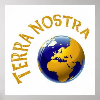 Terra Nostra Poster