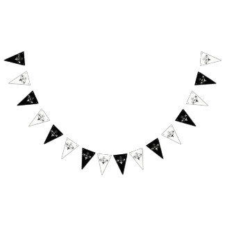 Terracana Mancave Flagging Bunting Flags