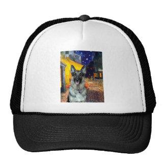 Terrace Cafe - German Shepherd 12 Trucker Hat