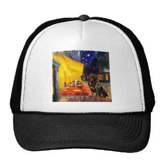 Terrace Cafe - Rottweiler Trucker Hat