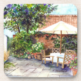 Terrace of The Manor House, York Coaster