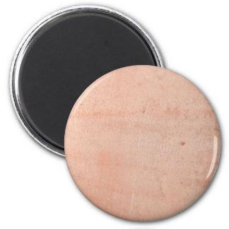 Terracotta 2 Inch Round Magnet