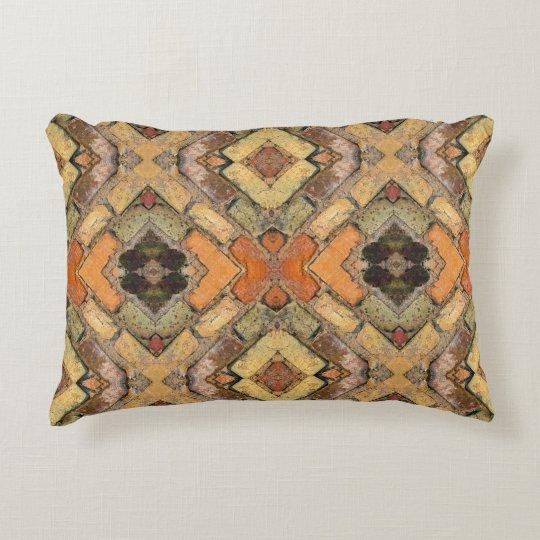 Terracotta Accent Pillow