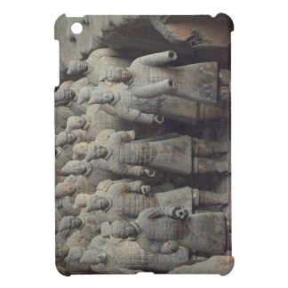 Terracotta Army iPad Mini Cover