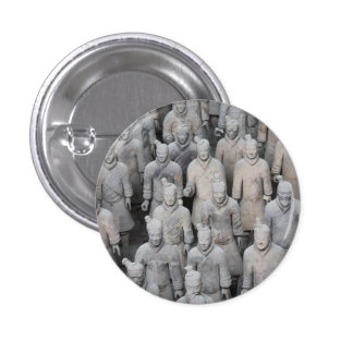 Terracotta Army Standard Button