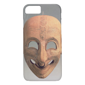Terracotta grinning mask from San Sperate, 6th-5th iPhone 7 Case