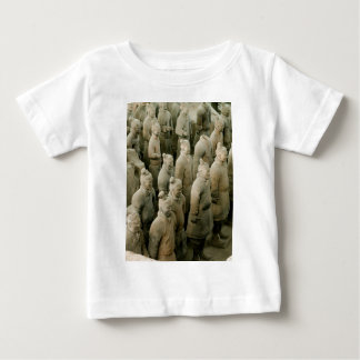 Terracotta Warriors Baby T-Shirt