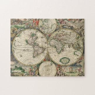 Terrarum Orbis Tabula Jigsaw Puzzle